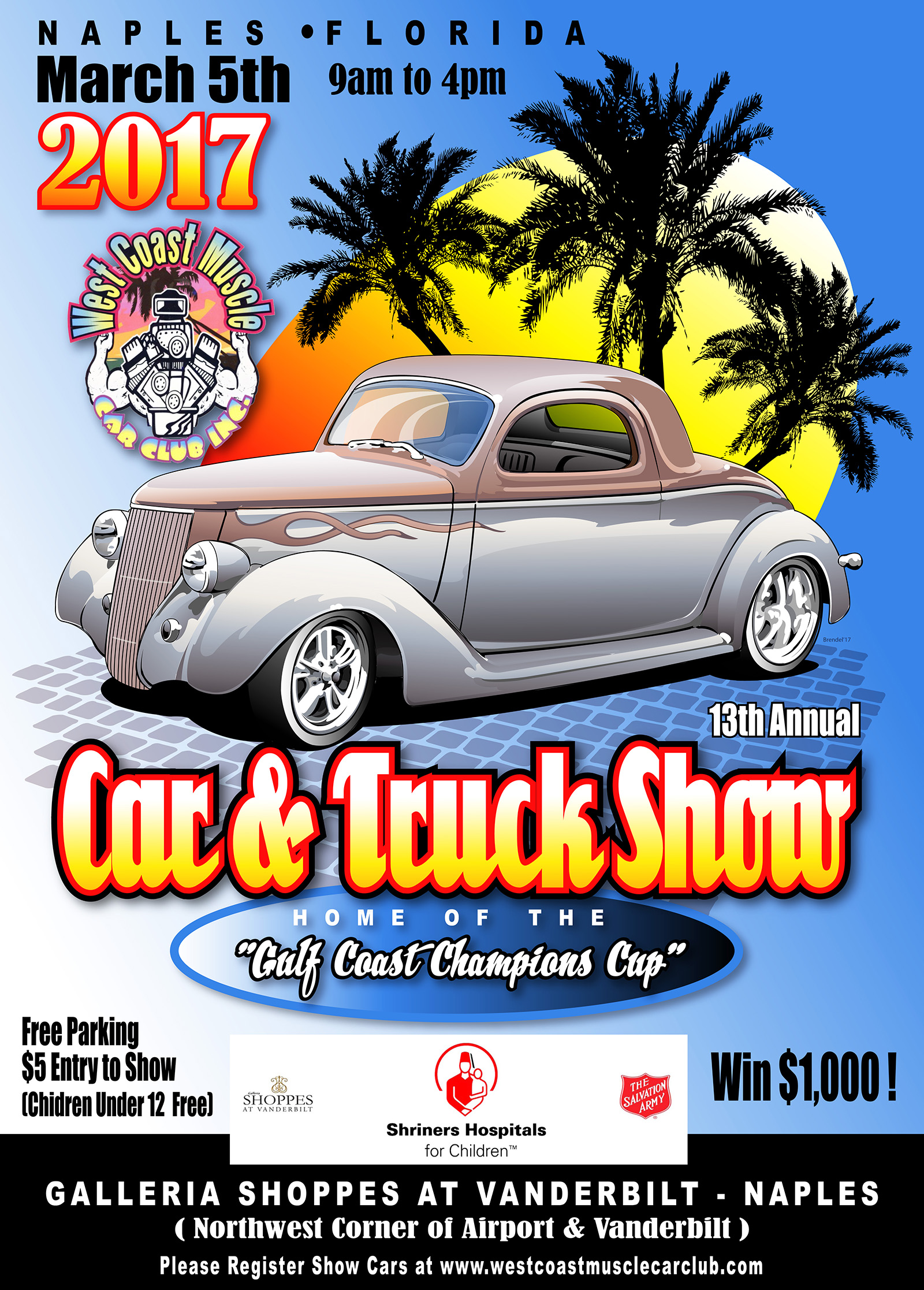Naples Annual Car Show 2016