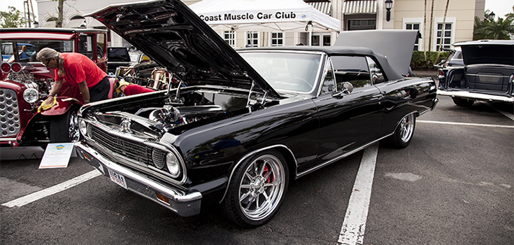 West Coast Muscle Car Club - Muscle car club