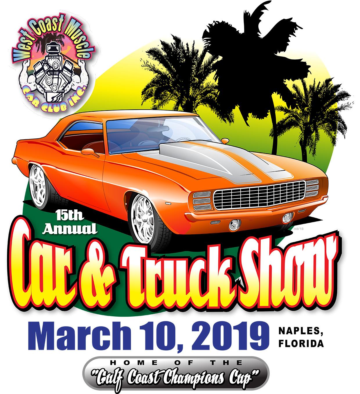 Naples Annual Car Show 2018