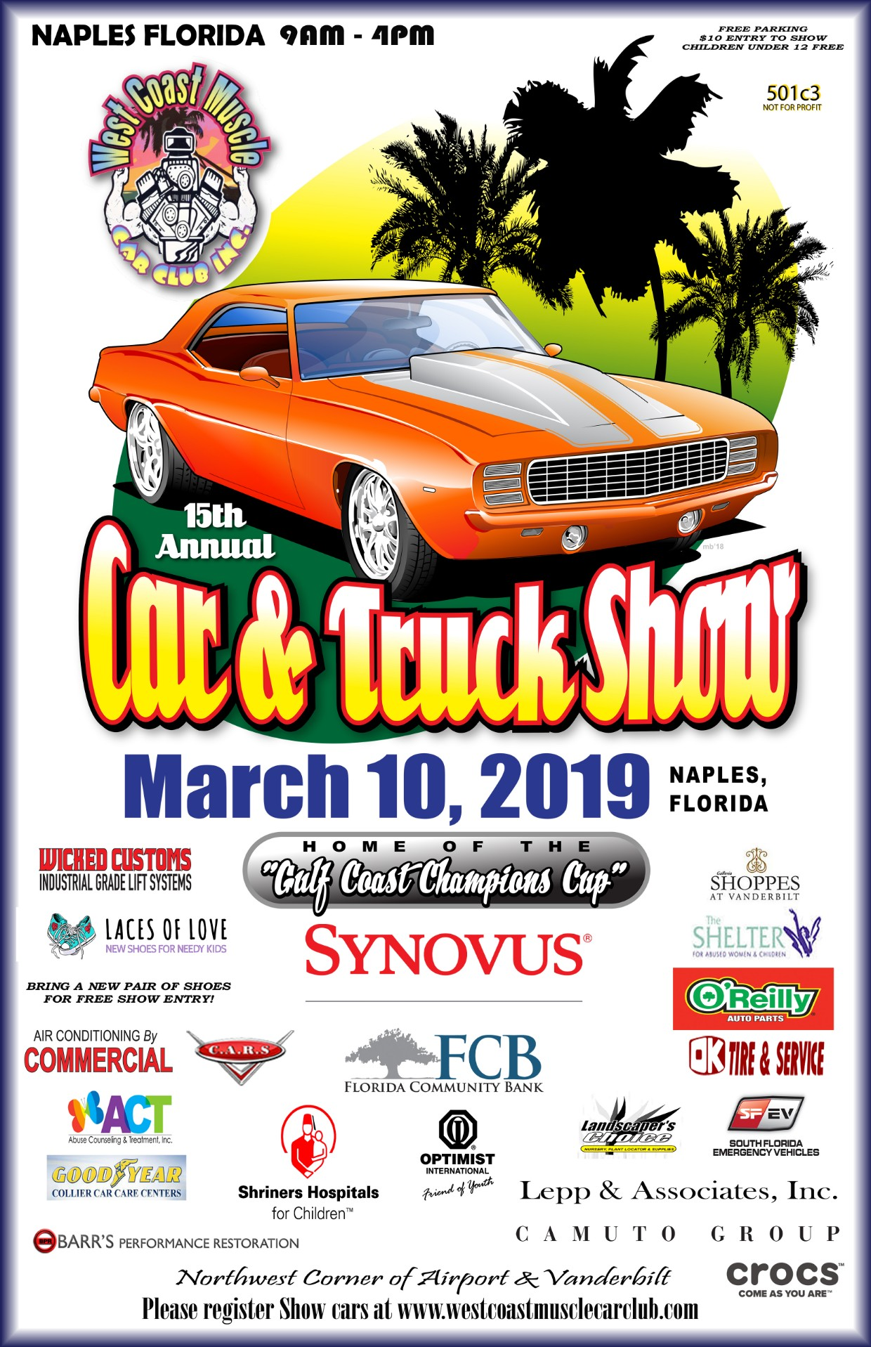 Naples Annual Car Show 2018