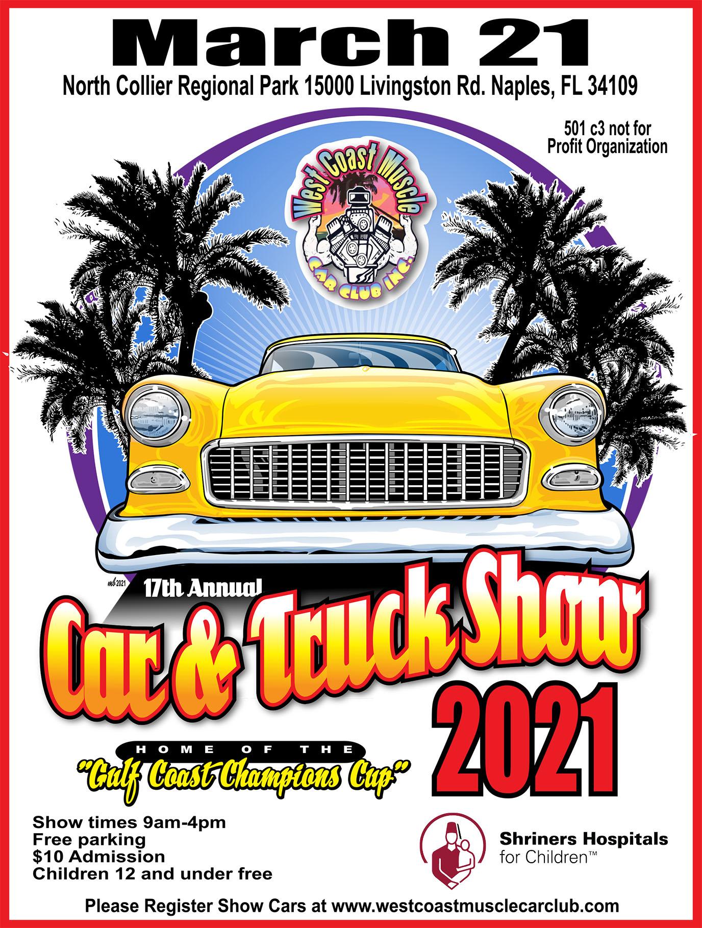 Naples Annual Car Show 2021